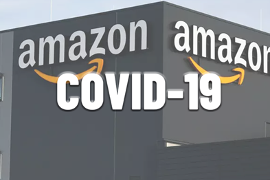 COVID-19 Effect on Amazon