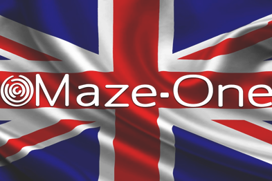 Maze-One launches in the UK