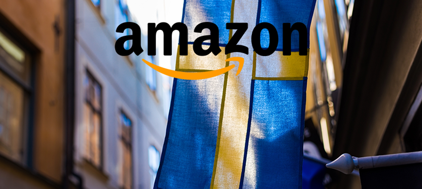 Amazon Confirms Plan To Launch In Sweden